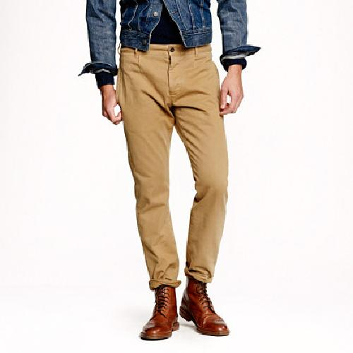 WALLACE & BARNES HEAVYWEIGHT SIDE-BUCKLE PANT by J.Crew in Sabotage