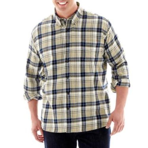 Long-Sleeve Flannel Shirt-Big & Tall by The Foundry Supply Co. in Dumb and Dumber To