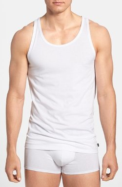 Cotton Tank Top by Calvin Klein in Fast & Furious 6