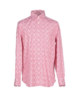 Printed Shirt by Cesare Attolini in Unbreakable Kimmy Schmidt