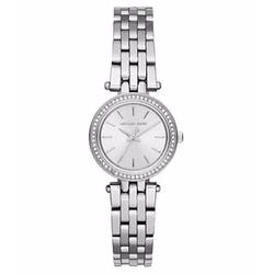 Round Mini Darcy Bracelet Watch by Michael Kors in Powerless