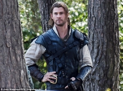Custom Made Huntsman Costume by Colleen Atwood (Costume Designer) in The Huntsman: Winter's War