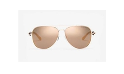 Pandora Sunglasses by Michael Kors in Rosewood