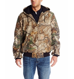 Thermal Lined Camo Active Jacket by Carhartt in The Ranch
