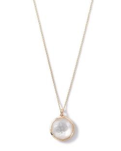 Lollipop Medium Round Pendant Necklace by Ippolita in Pretty Little Liars