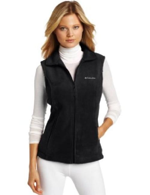Women's Benton Springs Vest by Columbia in Walk of Shame
