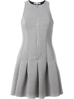 Neoprene Effect Skaterdress by T By Alexander Wang in Empire