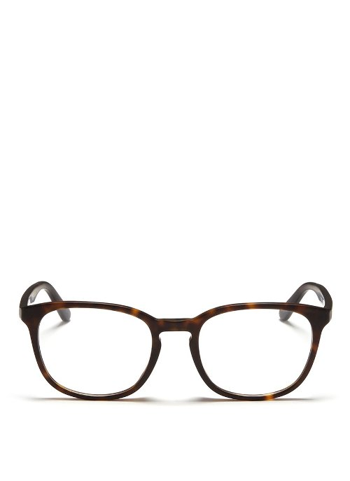 Matte Tortoiseshell Acetate Optical Glasses by Ray-Ban in The Secret Life of Walter Mitty
