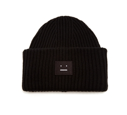 Pansy Wool Beanie Hat by Acne Studios in Lethal Weapon