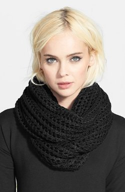 Knit Scarf by Bcbgeneration in That Awkward Moment