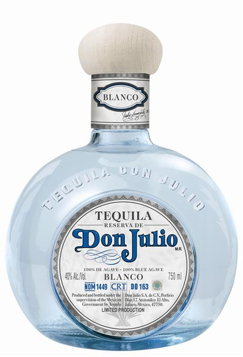 Tequila Blanco by Don Julio in Crazy, Stupid, Love.
