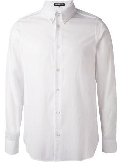 Button Down Shirt by Ann Demeulemeester in A Good Day to Die Hard