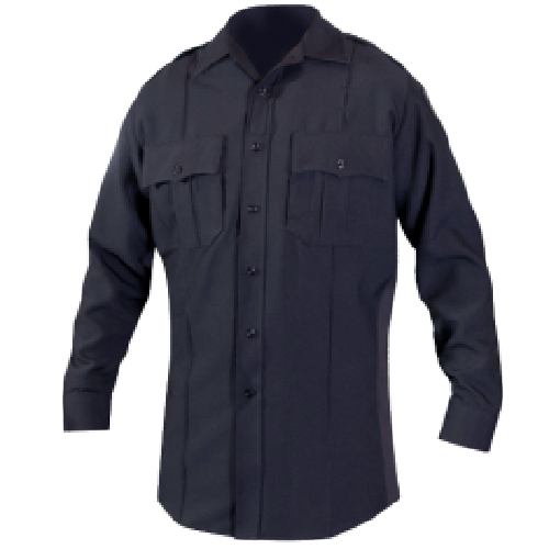 LS WOOL BLEND SUPERSHIRT by Blauer in X-Men: Days of Future Past