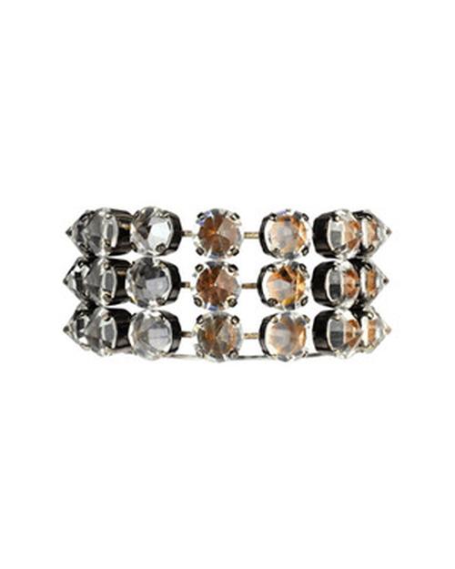 Spike Rhinestone Bracelet by Made Her Think  in Gossip Girl - Series Looks