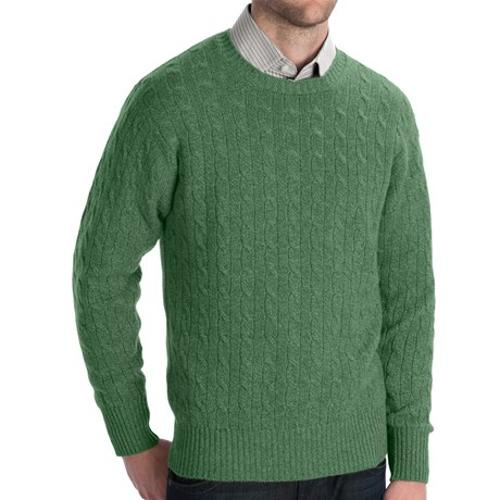 Cashmere Sweater by Johnstons of Elgin in Little Fockers
