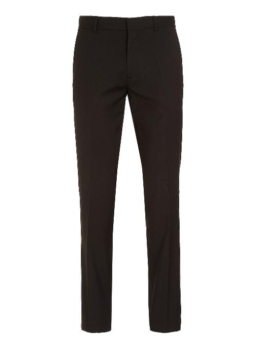 BLACK SLIM SUIT PANTS by TOPMAN in Jersey Boys