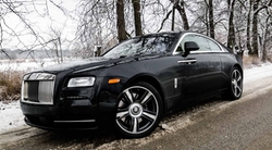 Wraith Coupe by Rolls Royce in Keeping Up With The Kardashians