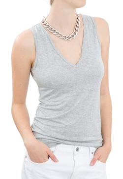 V-Neck Tank Top by The Lady & The Sailor in Mission: Impossible - Ghost Protocol