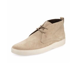 Suede Chukka Boots by Tod's in American Horror Story