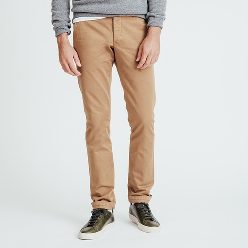 'Gio' Vintage Khaki Pants by Unis in Master of None