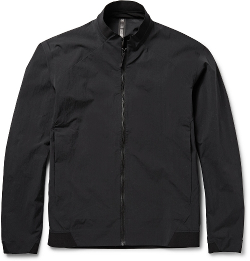 Nemis LIgfht weight Bomber Jacket by Arc'Teryx Veilance in Man of Tai Chi