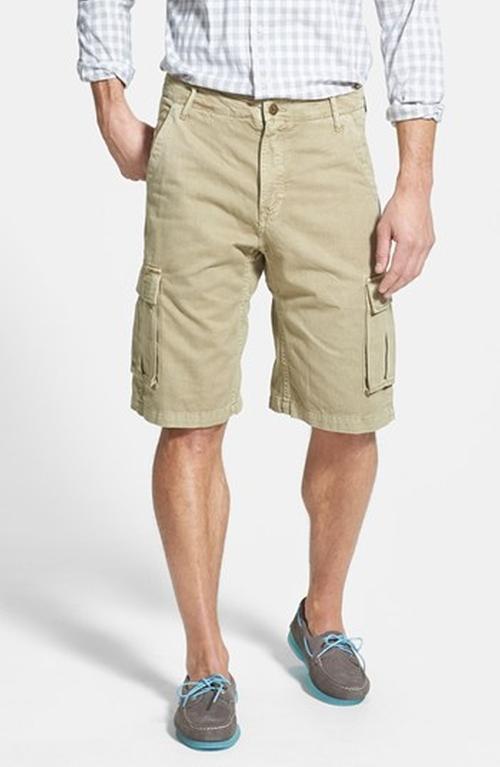 'Legion' Cargo Shorts by Gramicci in Vacation