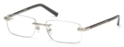 Rimless Metal Frames Eyeglasses by Montblanc in Absolutely Anything