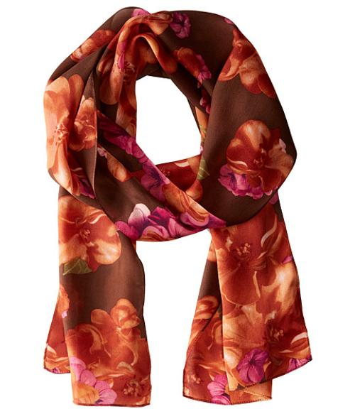 Scottish Floral Scarf by Echo Design in New Year's Eve