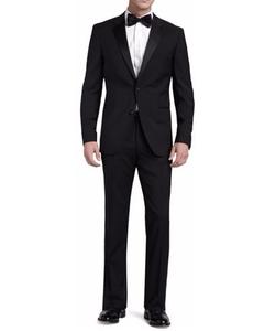 Stars/Glamour Tuxedo Suit by Boss Hugo Boss  in MacGyver