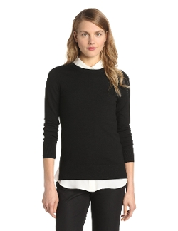 Kralla Evian Crew Sweater by Theory in Me and Earl and the Dying Girl