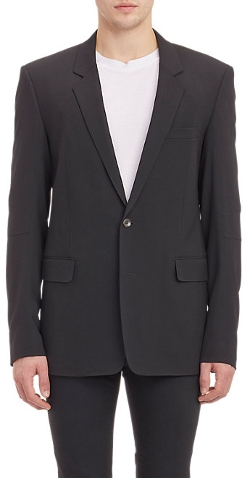 Lightweight Two-Button Sportcoat by Helmut Lang in Southpaw