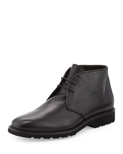 Malcolm Leather Chukka Boots by Bruno Magli in Begin Again