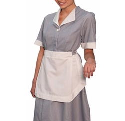 Junior Cord Housekeeping Dress by Edwards Garment in Love, Rosie