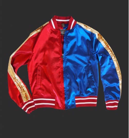 Margot Bomber Jacket by Matchless in Suicide Squad