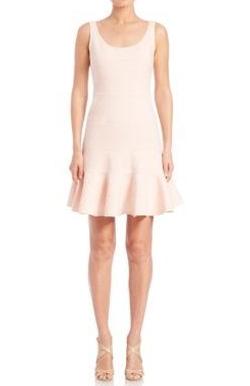 Jersey Flippy Dress by Akris Punto in Scream Queens