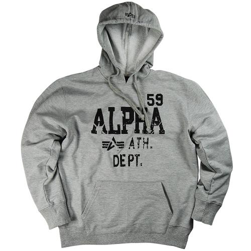 Athletic Department Hoodie by Alpha Industries in The Fault In Our Stars
