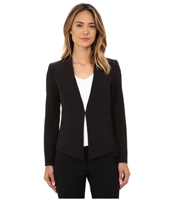 Marni Clean Seamed Blazer by Adrianna Papell in The Great Indoors