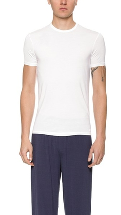 Body Modal Short Sleeve T-Shirt by Calvin Klein Underwear in Creed