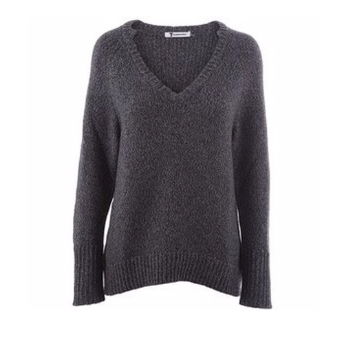 V Neck Sweater by T by Alexander Wang in Gossip Girl - Series Looks
