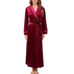 Velvet Robe by Oscar de la Renta in Designated Survivor