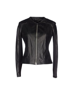 Leather Jacket by Kaos Jeans in Master of None