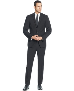 Stretch One-Button Suit by DKNY in Master of None