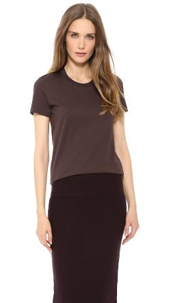Bliss Cotton T-Shirt by Acne Studios in The Disappearance of Eleanor Rigby