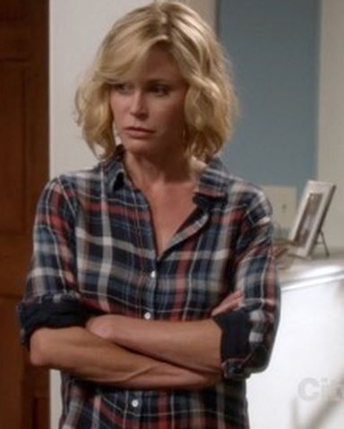 Plaid Shirt by Joe's Jeans in Modern Family