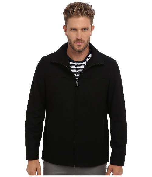 EP822203 Full Zip Jacket by Perry Ellis in The Matrix
