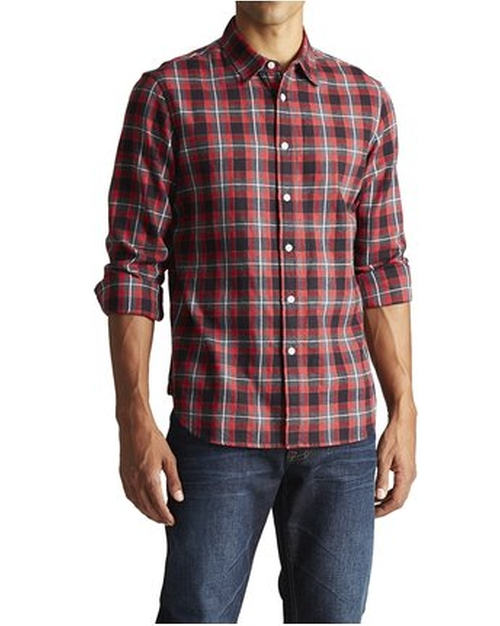 The Flannel Shirt by JackThreads in The A-Team