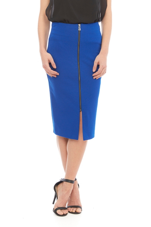 Kara Pencil Skirt by Amanda Uprichard in Supergirl - Season 1 Episode 14