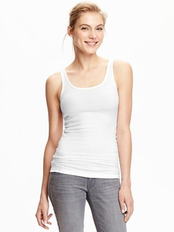 Women's Perfect Rib-Knit Tanks by Old Navy in Pitch Perfect 2