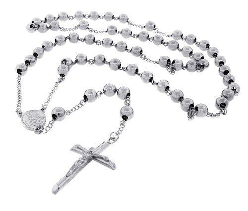 Rosary Chain Necklace by DiamondMist in The Best of Me