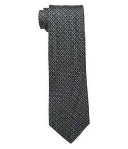 Mini Square Print Tie by Kenneth Cole Reaction in Billions